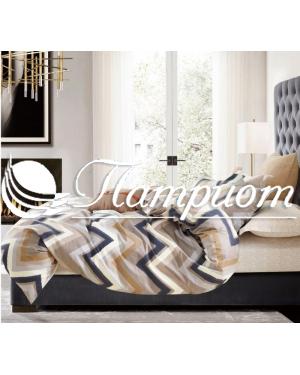 КПБ 2.0 спальный с Евро простыней, поплин 1743